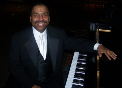 Richard Alston, Concert Pianist, Classically Black